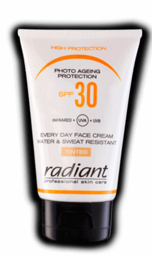 Radiant Photo Ageing Protection SPF30 Tinted 50ml