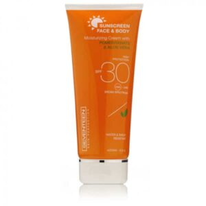 Seventeen Face & Body SPF30 200ml